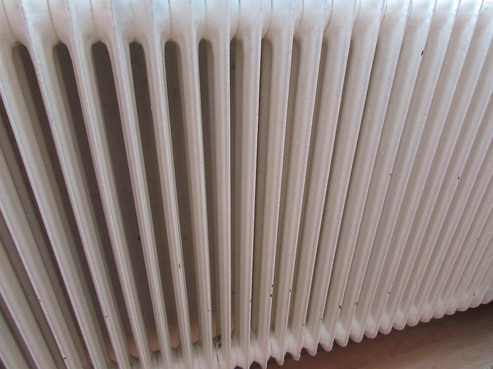 стар радиатор